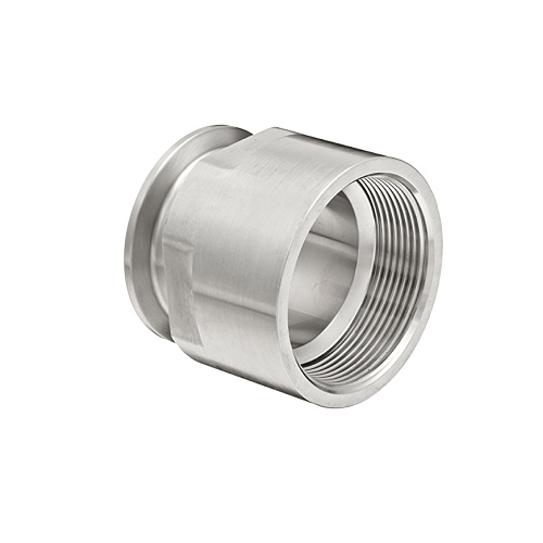 "2"" Tube x 2"" NPT Female Clamp Adapter"