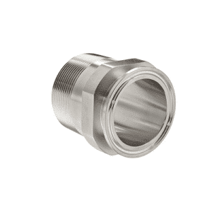 "2"" x 2"" Male NPT Clamp Adapter"