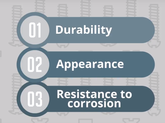Reasons for 304 Stainless Steel