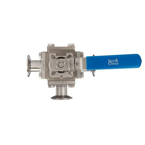 Three Way Ball Valve Overview